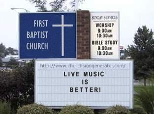 churchsign